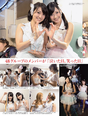 AKB48 4th Senbatsu Genaral Election Behind The Scenes