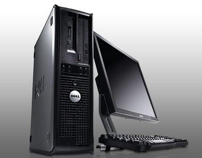 pc dell gx 755 uberma computer