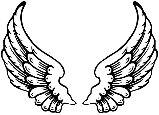 Tattoos Of Angel Wings
