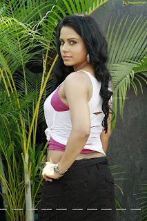Rachana Mourya in very Cute Beautiful Pics Smiling Face in Tank Top