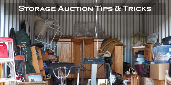 If you are at a storage auction it can be very easy to let things get out of control. The last thing you want to do is to lose your head in ... & How To Buy Storage Units | Buying Storage Units Online: Storage ...