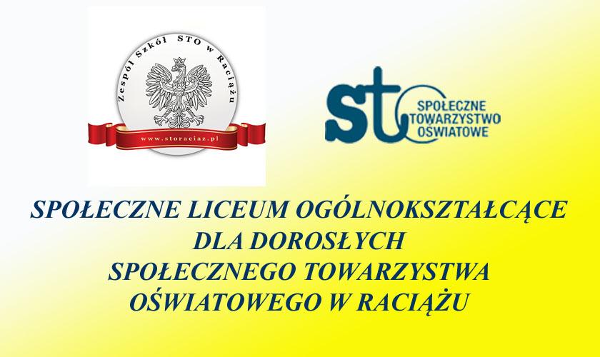 Społeczne Liceum Ogólnokształcące dla Dorosłych w Raciążu