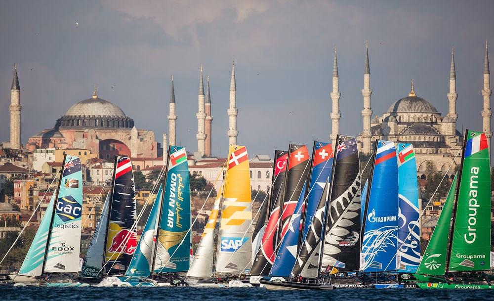 Les EXSS sont à Istanbul