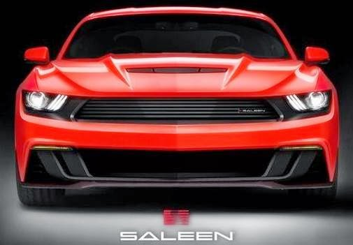 2015 Saleen 302 Mustang Review Concept