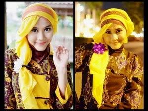 Model Kebaya Hijab 2014