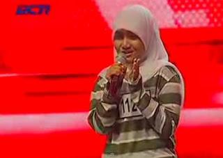 Lagu yang dinyanyikan fatin x factor indonesia