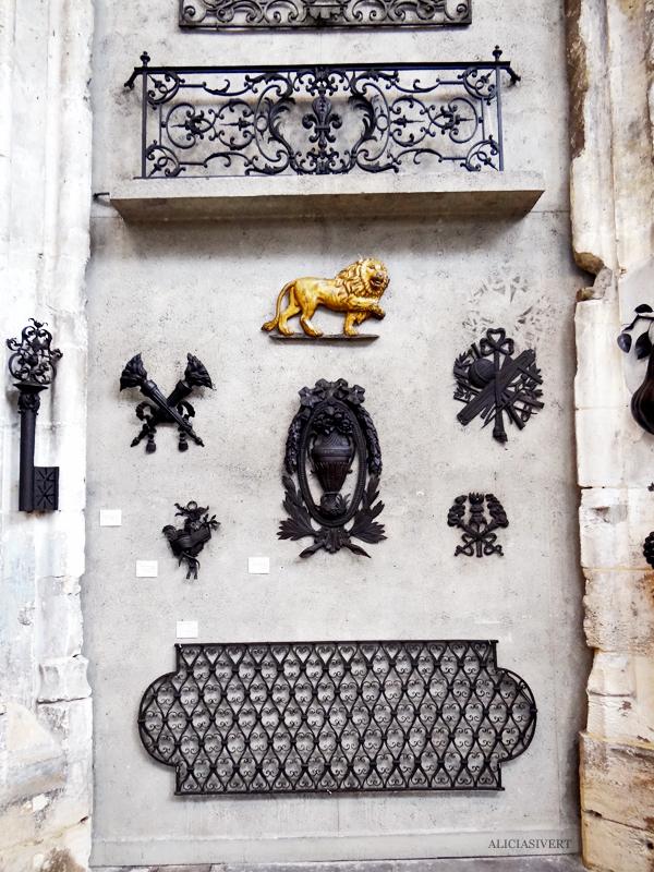aliciasivert, Alicia Sivertsson, Rouen, France, Musée le secq des Tournelles, normandy, frankrike, nomandie, museum, järnmuseum, iron, järn, lion, lejon