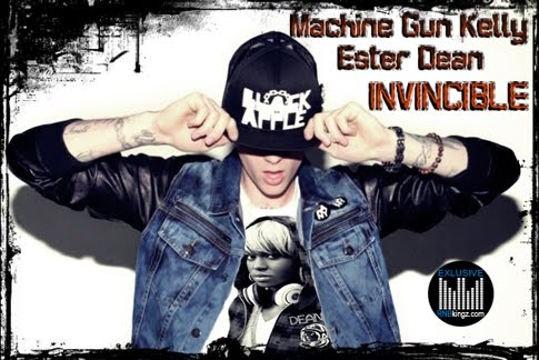 Machine Gun Kelly Invincible