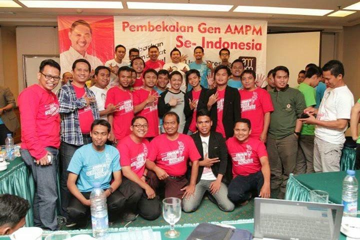 Korwil Gen AM:PM Se-Indonesia, Ibis Hotel Jakarta Barat 28 Februari 2014