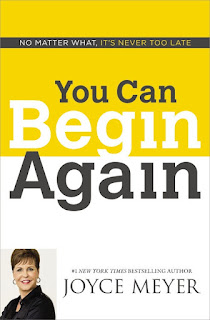 You can begin again: Book by Joyce Meyer