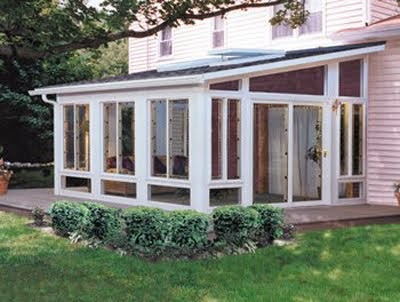 Customized Sunroom Enclosures