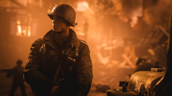 Call of Duty - WWII Torrent Imagem