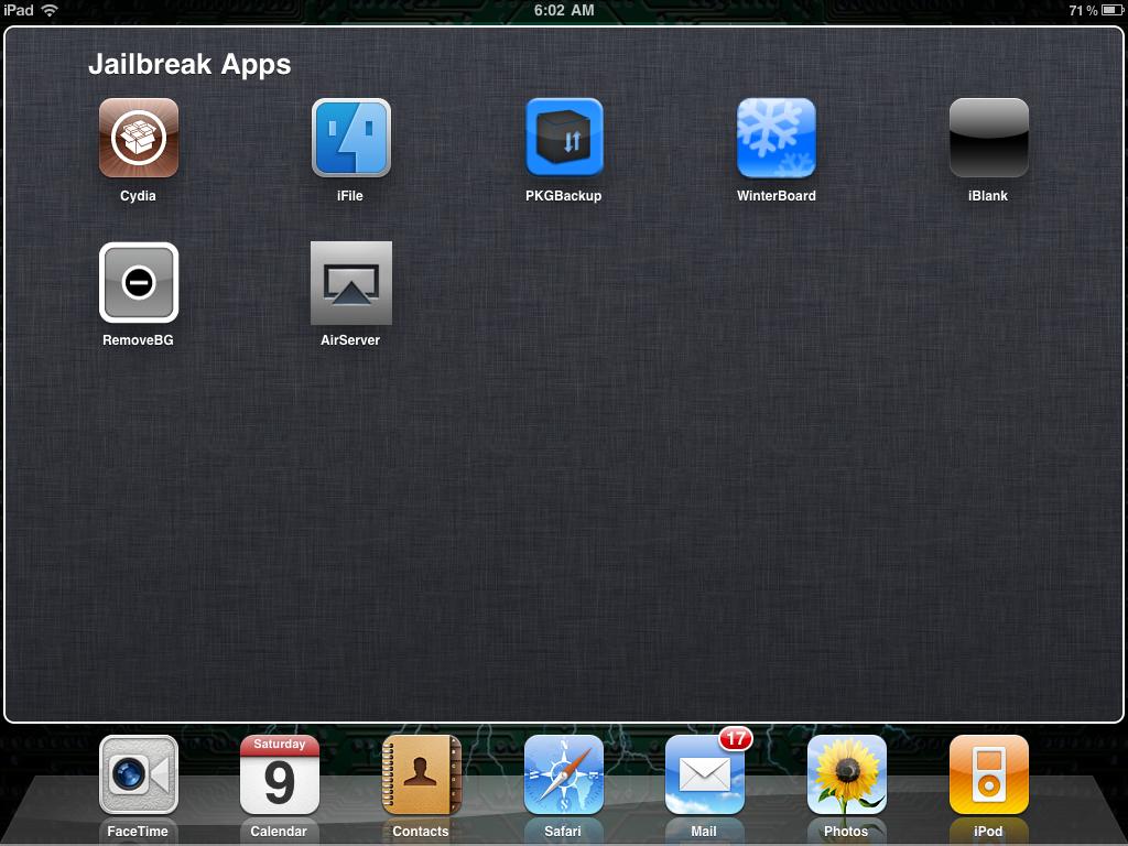 Jailbreak iPad 2 on iOS 4.3 with JailbreakMe 3.0 By Comex ...