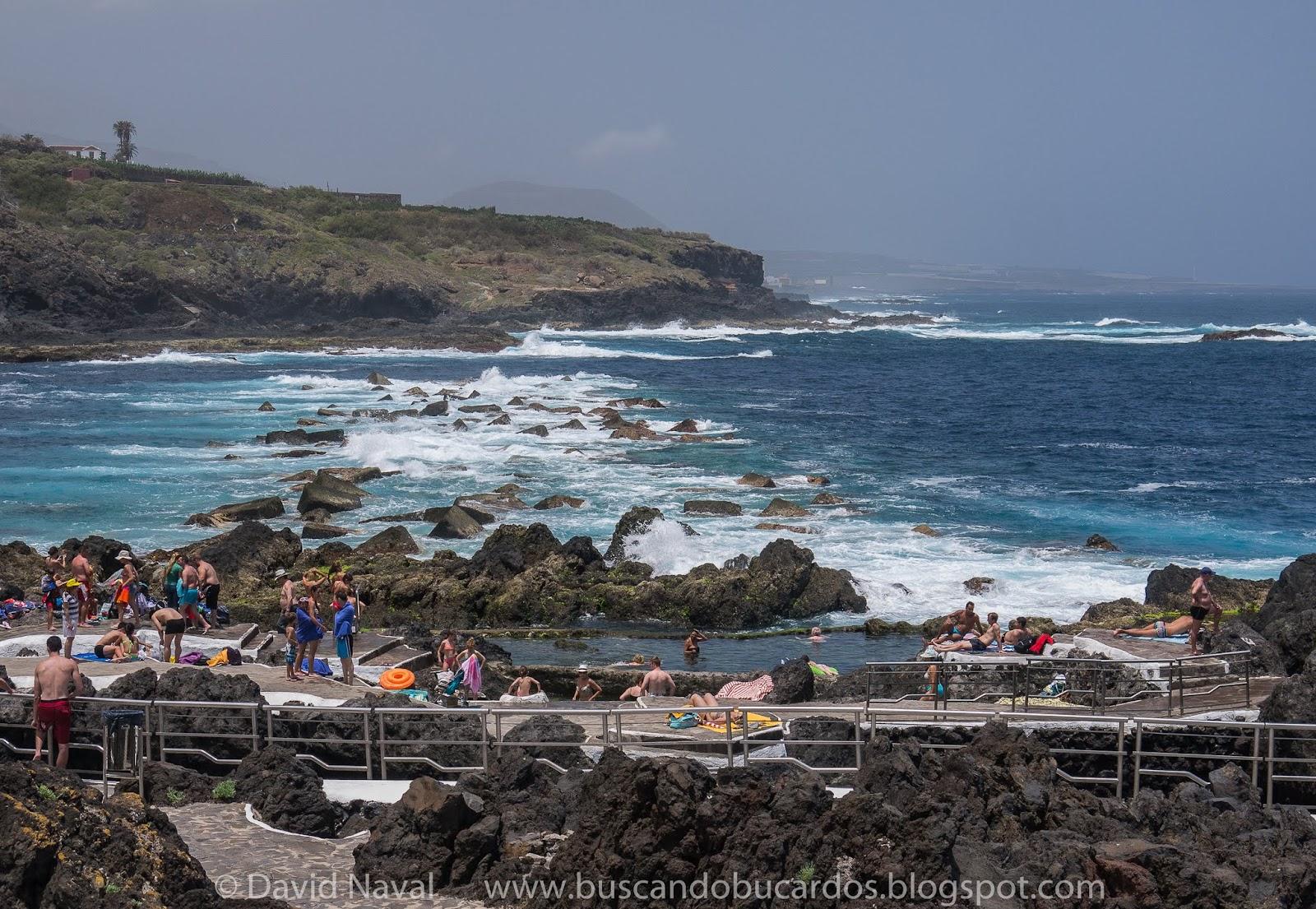 Tenerife garachico san juan del reparo rutas por el for Piscinas naturales juan adalid