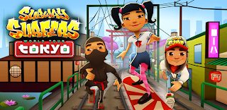 [Android] Subway Surfers v1.10.2 mod gold full apk