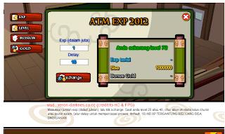 ATM XP 2012 DELAY 10 DETIK