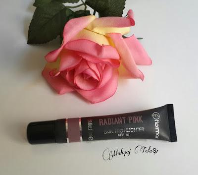 flormar radiant pink
