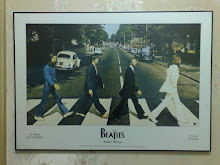 Abbey Road Poster By Apple UK Copyrght 2000