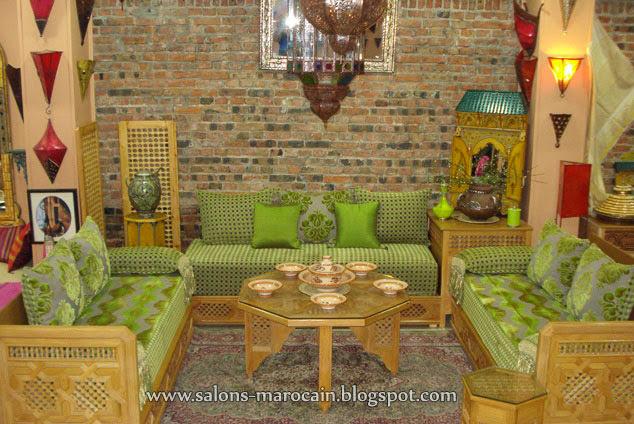 D coration salon oriental de luxe d coration salon for Salon oriental luxe