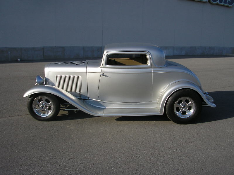 Dick midget ford coupe love