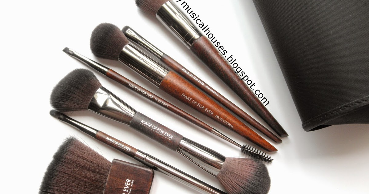 Mufe Artisan Brush Collection Review And Comparisons Of Faces And