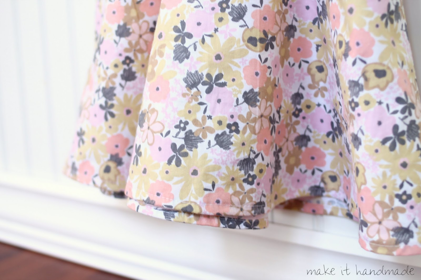 Review of the First Day Dress Pattern by MADE.