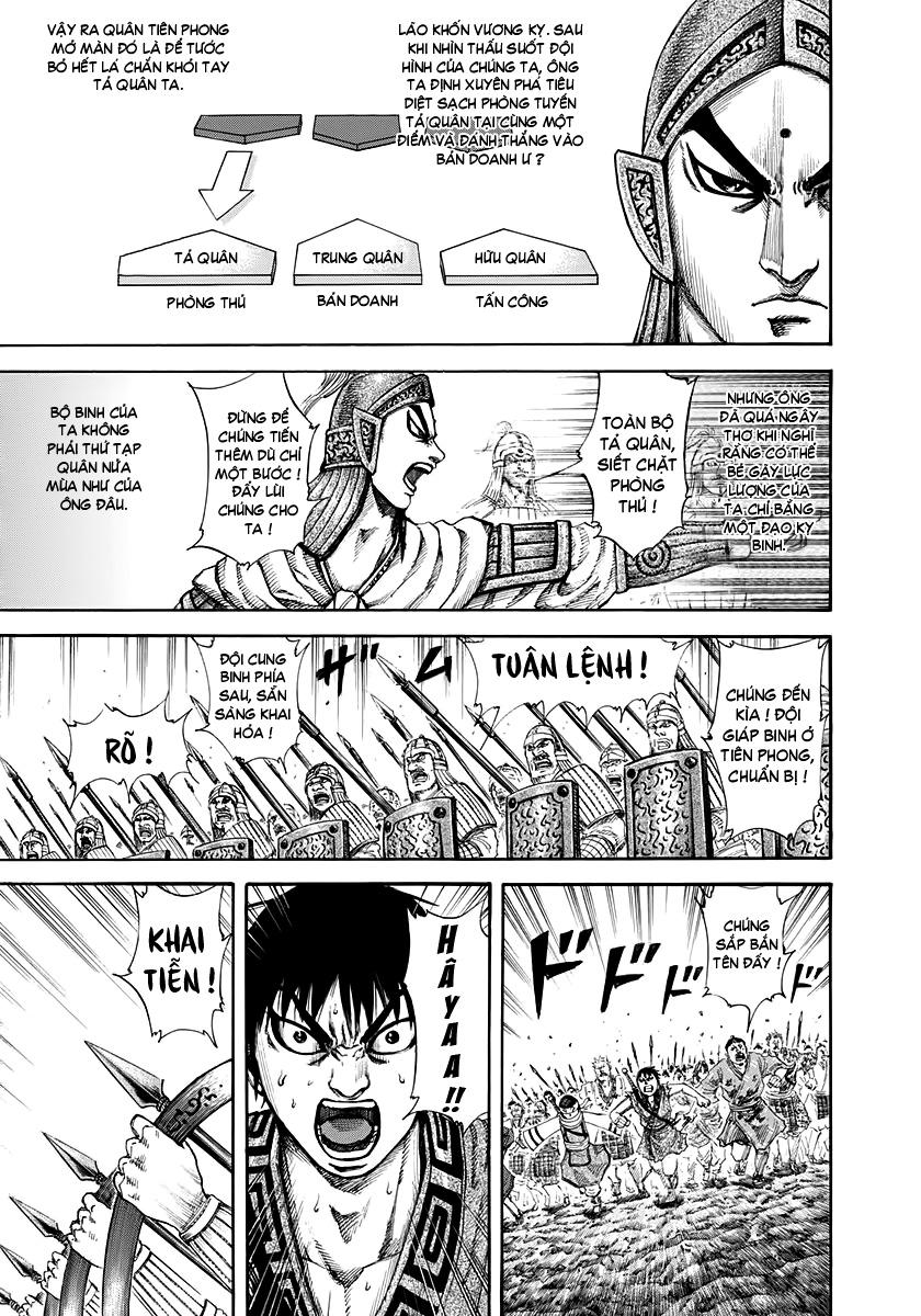 Kingdom – Vương Giả Thiên Hạ (Tổng Hợp) chap 158 page 8 - IZTruyenTranh.com