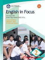 buku BSE bahasa inggris, Buku BSE, Buku Bahasa Inggris, Bahasa Inggris SMP, Download Bse, Free Bse, Buku Sekolah Elektronik, Download Buku, English in Focus Kelas VIII