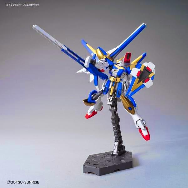 bandai model kit victory gundam