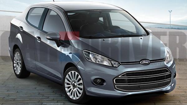 2014 Ford Ka Sedan Preview   Carwp.com.br