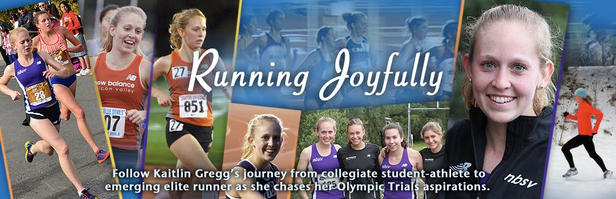 Running Joyfully