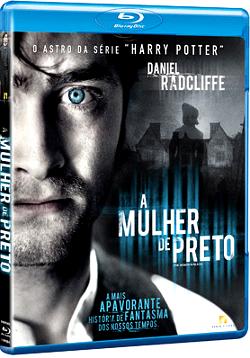 Filme Poster A Mulher de Preto BDRip XviD Dual Audio & RMVB Dublado