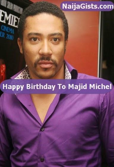 majid michel birthday