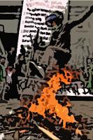 Mahasiswa Indonesia semakin anarkis