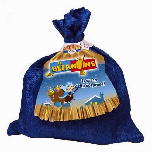 Befanone Boy 2015 regali a sorpresa gig costo contenuto giocattoli Befana
