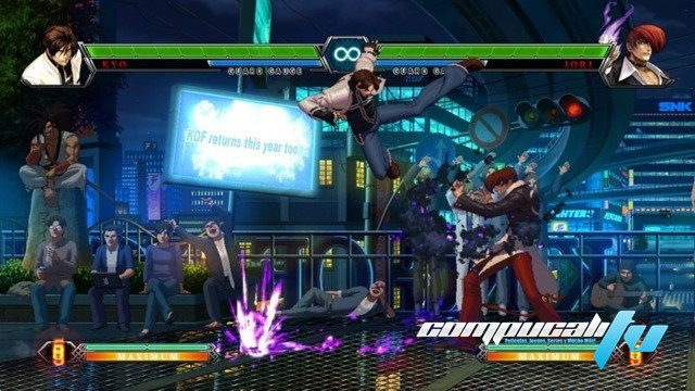 The King of Fighters 13 PC Full Español Steam Edition