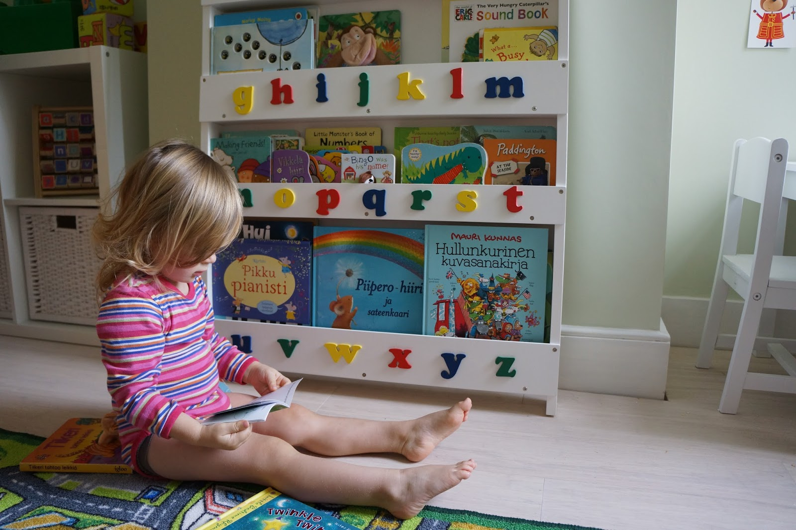 how to nurture the love of reading in toddlers
