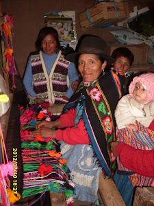 ARTEZANIA EN VIÑAC - YAUYOS - LIMA - PERU