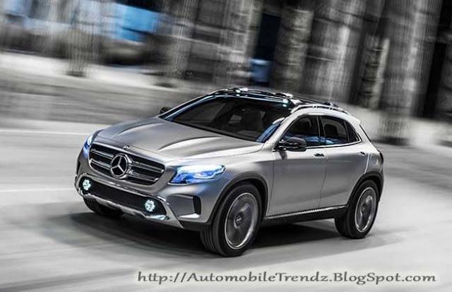 Automobile Trendz Mercedes Benz Gla Compact Suv