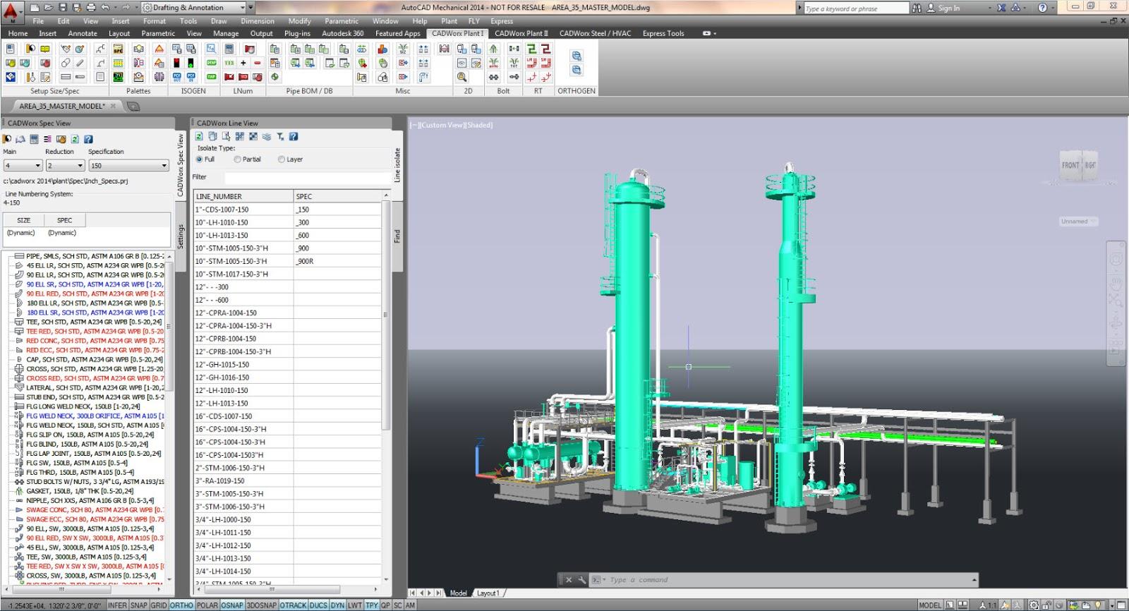 chempute software cadworx 2014 release rh chemputesoftware blogspot com CADWorx 2014 Tips CADWorx Plant Professional 1 of 3
