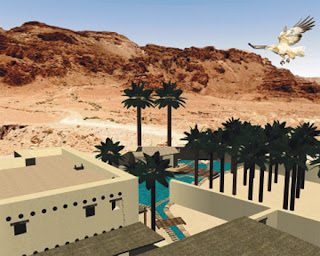 qumran visualization project