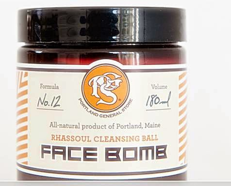 Men Of Cosmetic Products For Facial Mud Wild Geranium