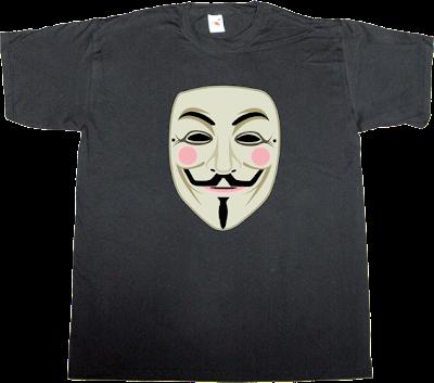 Ley de Economía Sostenible ley sinde Anonymous activism internet 2.0 t-shirt ephemeral-t-shirts