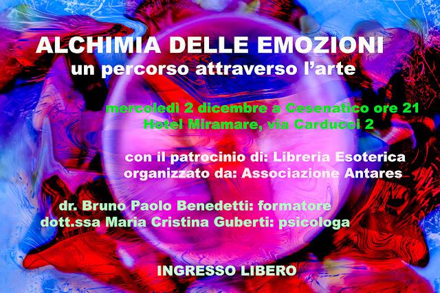 presentazione corso gratuito emozioni cesenatico 2 dicembre 2015