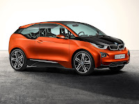 2012 BMW i3 Coupe Concept car pictures 3