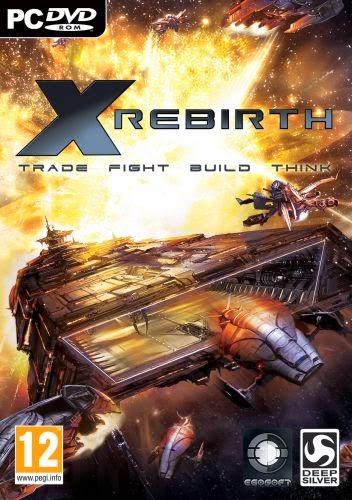 X Rebirth v2.10 Secret Service Missions
