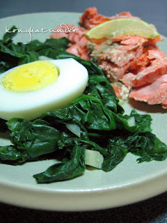 poached-salmon-with-spinach-and-egg