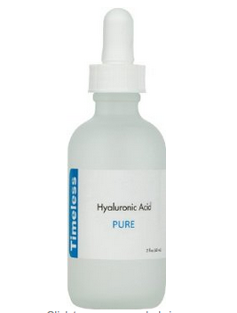 timeless hyaluronic acid