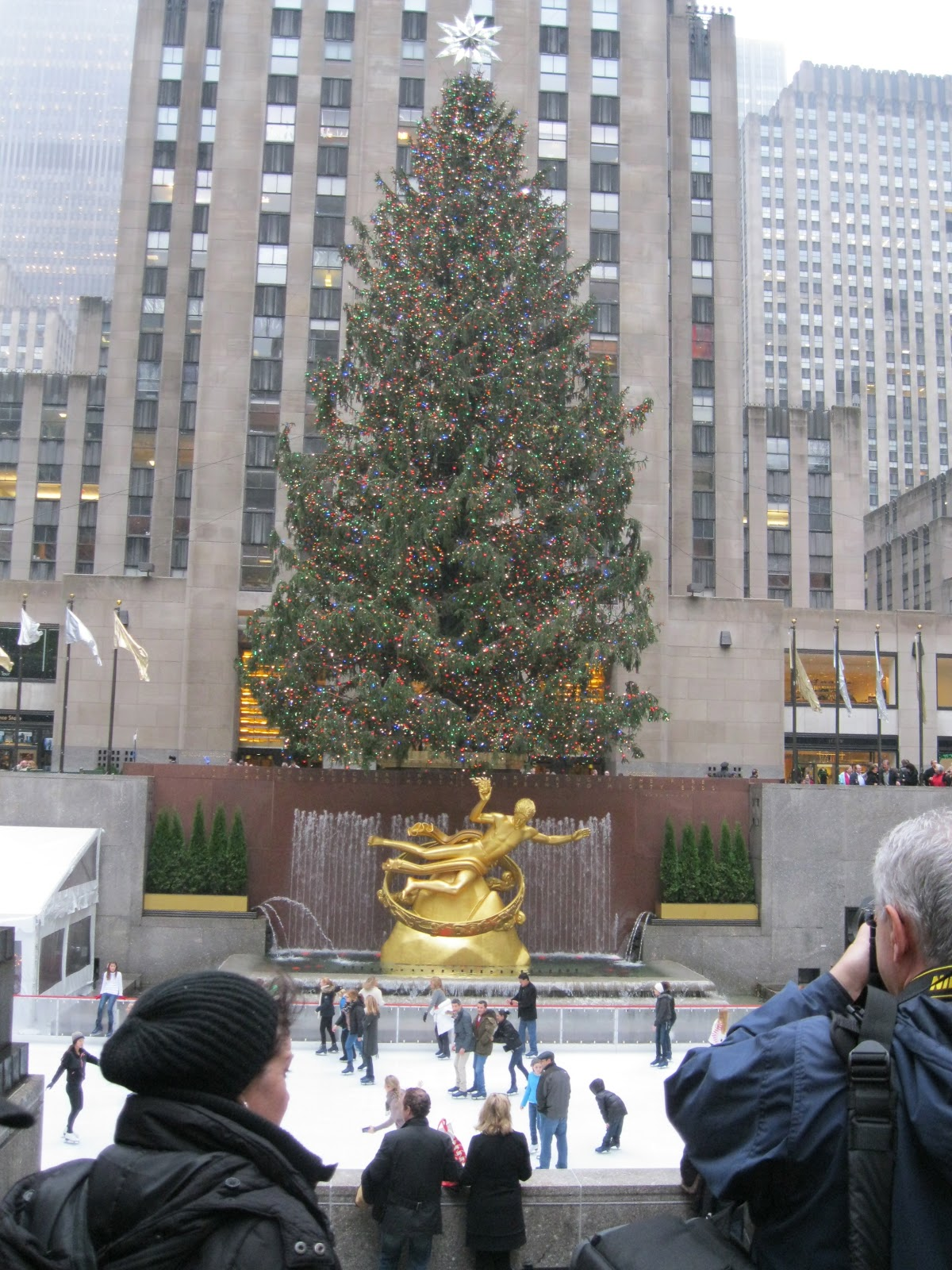 Two Nerdy History Girls: The Biggest Christmas Tree in New York