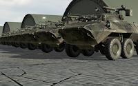 Arma2 Free - BTR90